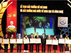 Giao lưu trực tuyến với các tác giả được xét tặng Giải thưởng Hồ Chí Minh, Giải thưởng Nhà nước