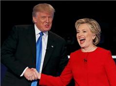 Dự báo bầu tổng thống Mỹ qua Google: Kết quả bất ngờ