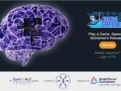 Game đặc biệt giúp chống bệnh Alzheimer