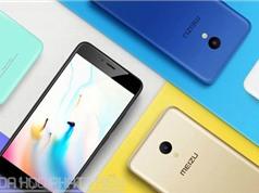 Meizu trình làng M5: RAM 3 GB, cảm biến vân tay, giá hơn 2 triệu