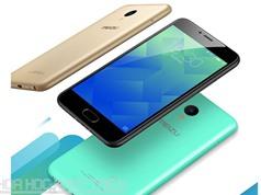 Mở hộp smartphone cảm biến vân tay, RAM 3 GB, giá siêu rẻ