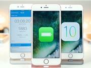Hướng dẫn khắc phục tình trạng hao pin trên iOS 10