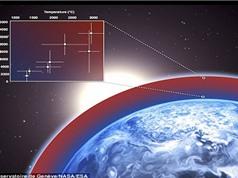 Phát hiện hành tinh có gió giật 8.700 km/h và khí quyển 3.000 độ C