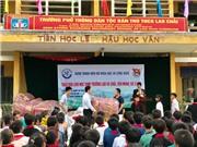Đoàn thanh niên Bộ KH&CN thăm và tặng quà cho học sinh có hoàn cảnh khó khăn