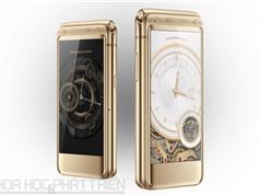 Chiêm ngưỡng vẻ đẹp smartphone nắp gập, giá gần 3.000 USD của Samsung