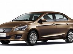 Chi tiết chiếc sedan giá rẻ của Suzuki vừa cập bến Việt Nam