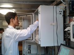 Ứng dụng thiết bị quản lý di động vào quan trắc nước thải