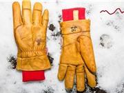 Clip: Găng tay 4 mùa có thể chống chịu lửa, nước sôi