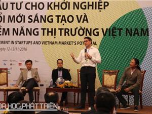 Các nhà đầu tư nước ngoài gợi ý về chính sách để hỗ trợ khởi nghiệp
