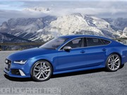 Top 10 xe sedan mạnh nhất thế giới