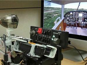 Phát triển mô hình Robot lái máy bay thay thế phi công