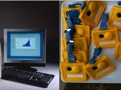 Sử dụng liều kế quang phát quang để đo liều bức xạ