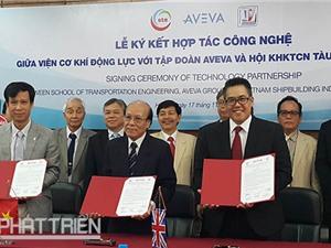 Đại học Bách khoa Hà Nội đưa phần mềm thiết kế tàu thủy vào giảng dạy
