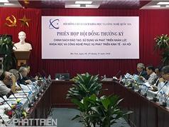 Nhân lực là lực cản kéo thấp kết quả khoa học và công nghệ Việt Nam