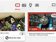 Lần đầu tiên xuất hiện robot tấn công người; YouTube Kids hỗ trợ chặn nội dung không thích hợp với trẻ em