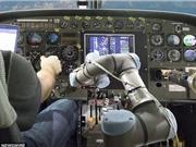 Mỹ chế tạo rô bốt phụ lái cho phi công