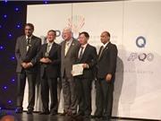 3 doanh nghiệp nhận giải thưởng Chất lượng quốc tế châu Á - Thái Bình Dương