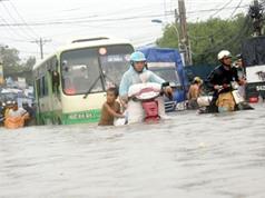 TPHCM ngập vì thoát nước phi khoa học