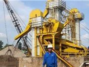 Cấp bằng sáng chế cho công nghệ chế biến cát sạch đầu tiên của Việt Nam; Hà Nội xây trung tâm công nghệ thông tin điều hành giao thông
