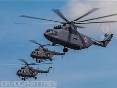 """Top 10 trực thăng vận tải """"khủng"""" nhất thế giới"""