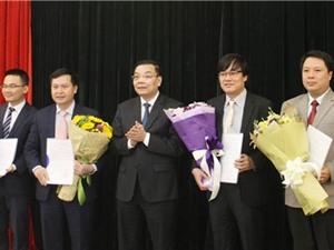 Bộ KH&CN trao quyết định bổ nhiệm lãnh đạo một số đơn vị thuộc Bộ