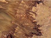 Dải băng trên sao Hỏa có thể cung cấp nước cho dân cư tương lai