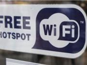 Các điểm phát Wi-Fi công cộng dễ bị tin tặc tấn công