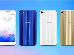 """Meizu ra mắt bộ đôi smartphone thiết kế đẹp, cấu hình """"khủng"""""""