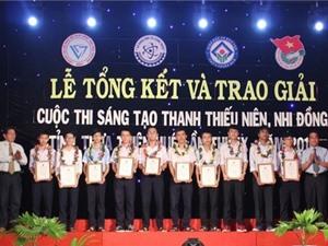 Thừa Thiên - Huế triển khai cuộc thi Sáng tạo thanh, thiếu niên, nhi đồng