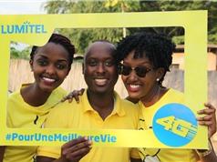 """""""Chiến dịch vàng-xanh"""" của Viettel thắng lớn tại Burundi"""