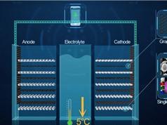 Bước đột phá trong công nghệ pin Li-ion nhiệt độ cao dùng vật liệu Graphene