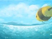 Lần đầu tiên phát hiện loài ong sống dưới đại dương
