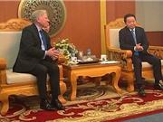 Microsoft cam kết hỗ trợ Việt Nam phát triển công nghệ thông tin