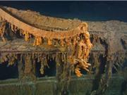 """Tàu Titanic sẽ bị vi khuẩn """"ăn sạch"""" trong 15 năm tới"""