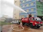 Công nghệ biến nước thành sương chữa cháy bằng cách nào?