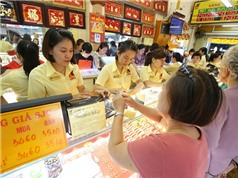 Nhiều vi phạm về nhãn hàng hóa, tiêu chuẩn trong kinh doanh vàng