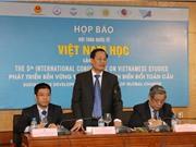 700 báo cáo được gửi đến hội thảo quốc tế Việt Nam học