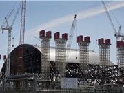 """Bí quyết xây """"lăng mộ"""" cho Nhà máy Chernobyl"""
