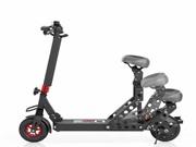 Clip: Xe trượt scooter gắn động cơ, vận tốc tối đa 40 km/h