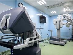 Việt Nam nhập khẩu Robot phẫu thuật cho người lớn