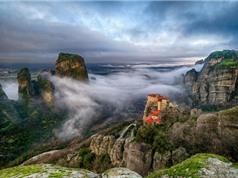 """Quần thể tu viện Meteora đẹp tựa """"tiên cảnh"""""""