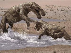 Phát hiện khối u cổ xưa nhất thế giới trên người khủng long ăn thịt