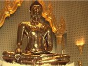 Phát hiện tượng Phật vàng 5,5 tấn nhờ một tai nạn bất ngờ