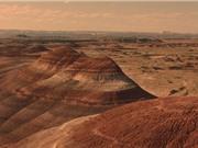 Sao Hỏa từng có đợt hạn hán kéo dài 10 triệu năm