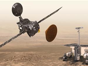 ESA được rót thêm 440 triệu euro để khám phá sao Hỏa