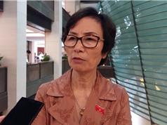 PGS-TS Bùi Thị An - Phó Chủ tịch Hội Hóa học VN: Nên chuyển các phòng thí nghiệm trọng điểm sang cơ chế tự chủ