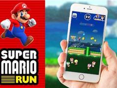 Người dùng iPhone có thể tải Super Mario Run trên App Store