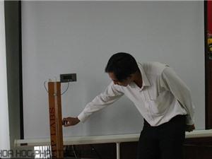 Việt Nam đã có khả năng chế tạo linh kiện vi cơ điện tử