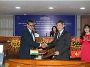 Việt Nam - Ấn Độ ký hiệp định sử dụng năng lượng nguyên tử vì mục đích hòa bình