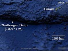 Âm thanh bí ẩn từ vực sâu 11.000 mét dưới Thái Bình Dương